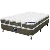 Cama Box Casal Mola Pocket 138x188cm - Castor Gold Star Super Luxo