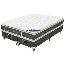 Cama Box King Size Mola Pocket 193x203cm - Castor Gold Star Super Luxo