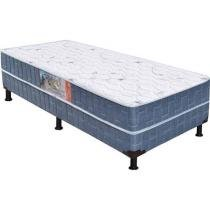 Cama Box Solteiro Conjugado 88x188cm - Umaflex Native Plus