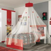 Cama Infantil - Pura Magia Happy Carros Disney 4A