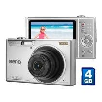 Cmera Digital BenQ LR100 14MP LCD 2.7&#34; CMOS