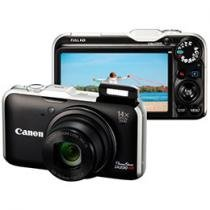 Câmera Digital Canon PowerShot SX230 12.1MP LCD 3""
