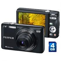 Cmera Digital Fuji Finepix JX580 16MP LCD 3&#34;