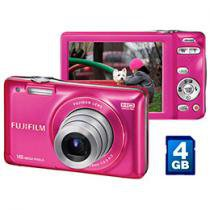 Câmera Digital Fujifilm Finepix JX580 16MP LCD 3""