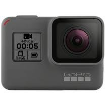 Câmera Digital GoPro HERO5 Black 12MP Esportiva - Touch Wi-Fi Bluetooth