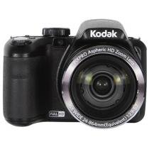 "Câmera Digital Kodak PixPro AZ362 16.1MP - Display 3"" Zoom Óptico 36x Filma Full HD"