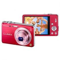 Câmera Digital Panasonic Lumix DMC-FH8LB-R 16.1MP
