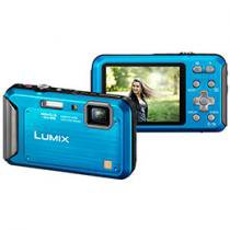 Câmera Digital Panasonic Lumix DMC-TS20PB 16.1MP
