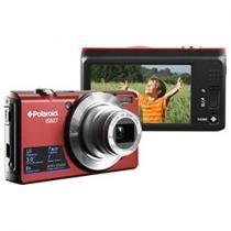 "Câmera Digital Polaroid IS827 16 MP LCD 3"" Touch"