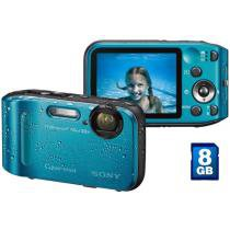 Cmera Digital Sony Cyber-Shot DSC-TF1 16.1MP
