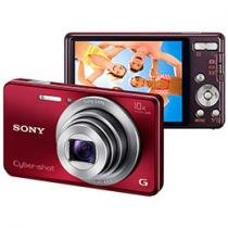 Câmera Digital Sony Cyber-shot DSC W690R 16.1MP