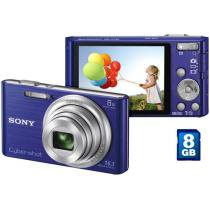 Câmera Digital Sony Cyber-Shot DSC-W730 16.1MP