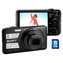Câmera Digital Sony Cyber-Shot WX50 16.2MP LCD 2,7