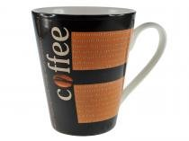 Caneca Porcelana 300ml Casambiente - Coffee