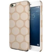 Capa Protetora Gold Dots para iPhone 6 - Geonav