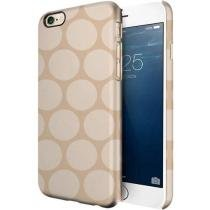 Capa Protetora Gold Dots para iPhone 6 Plus - Geonav
