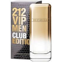 Carolina Herrera 212 VIP Men Club Edition Perfume - Masculino Eau de Toilette 100ml
