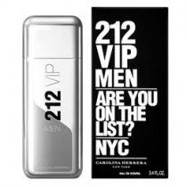 Carolina Herrera 212 Vip Men - Perfume Masculino Eau de Toilette 100 ml