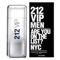 Carolina Herrera 212 Vip Men - Perfume Masculino Eau de Toilette 50 ml