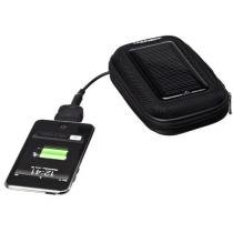 Carregador Solar Portátil Pocket Guepardo - c/ 6 Conectores p/ Iphone/Ipad/Ipod/Smartphones