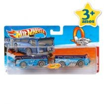 Carrinho Bendy Bus Hot Wheels Rapid Transit