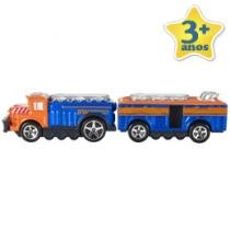 Carrinho Cargo Cruiser Hot Wheels Rapid Transit