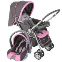 Carrinho de Beb Travel System com Beb Conforto