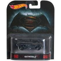 Carrinho Hot Wheels Batman v Superman Batmobile - Mattel