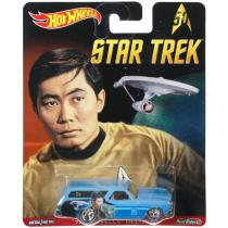 Carrinho Hot Wheels - Cultura Pop - 70 Chevelle Delivery - Star Trek Mattel