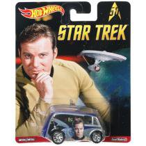 Carrinho Hot Wheels - Cultura Pop - Quick D-Livery - Star Trek Mattel