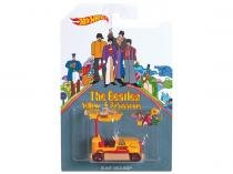 Carrinho Hot Wheels Fast Felion - The Beatles Yellow Submarine - Mattel