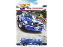 Carrinho Hot Wheels Ford Performance - 67 Mustang Coupe - Mattel