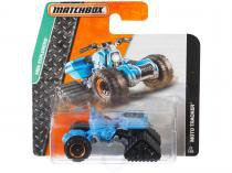 Carrinho Hot Wheels Matchbox Moto Tracker - Mattel