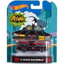 Carrinho Hot Wheels TV Series Batmobile - Mattel