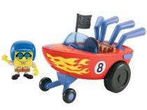 Carro Barco Imaginext - Bob Esponja - Fischer