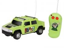 Carro Ben 10 B-Hummer Controle Remoto 3 Funes