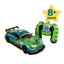 Carro Ben 10 Speed Force Controle Remoto 7 Funes