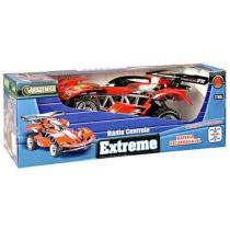 Carro Extreme Controle Remoto 7 Funes 1:12