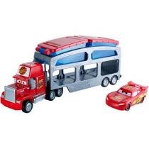 Carros Mack Trailer Color Change - Mattel