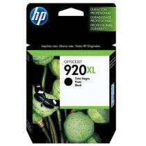 Cartucho de Tinta Preto - HP 920XL CD975AL