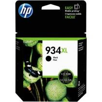 Cartucho HP 934XL - Preto