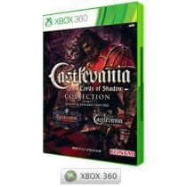 Castlevania: Lords of Shadows Collection - para Xbox 360 - Konami