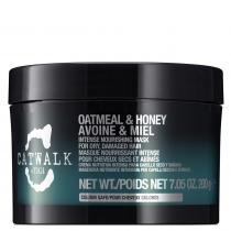 Catwalk Oatmeal & Honey Intense Nourishing Mask Tigi - 200g - Máscara de Tratamento