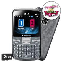 Celular Dual Chip LG C199 Desbloqueado TIM