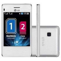 Celular Dual Chip LG T375 Desbloqueado TIM