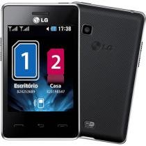 Celular Dual Chip LG T375 TIM MG