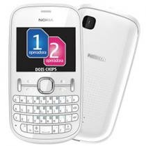 Celular Dual Chip Nokia Asha 200 Desbloqueado TIM