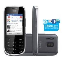 Celular Dual Chip Nokia Asha 202 Desbloqueado TIM
