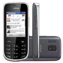 Celular Dual Chip Nokia Asha 202 Desbloqueado Vivo