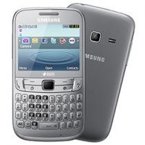 Celular Dual Chip Samsung Ch@t 357 Duos - Câmera 2MP Wi-Fi Bluetooth 3.0 MP3 e Rádio FM